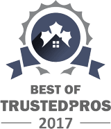 The Repaint Specialists Ltd., 2017 Best of Trusted Pros Award