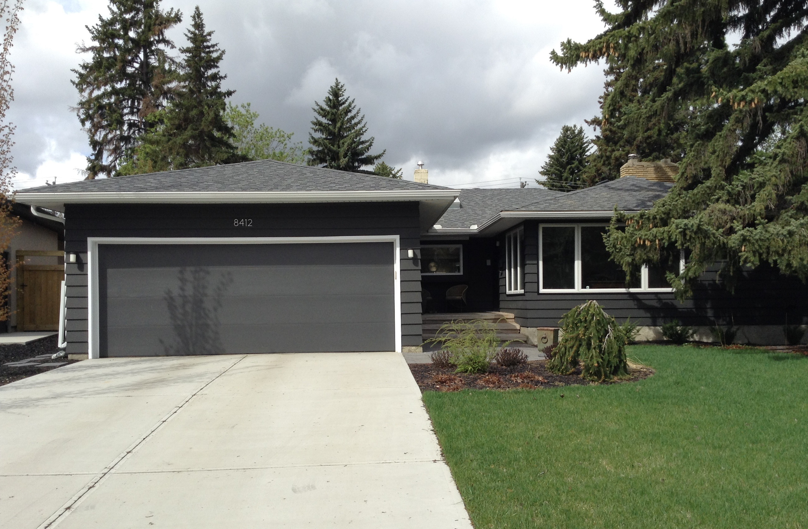 The Repaint Specialists Ltd. Exterior House Painters , Edmonton, Alberta