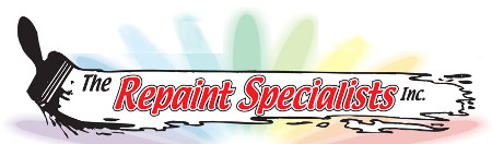The Repaint Specialists Inc - Edmonton, AB.