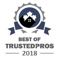 The Repaint Specialists Ltd., 2018 Best of Trusted Pros Award